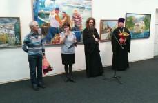 Юбилейная выставка Василия Шиханова