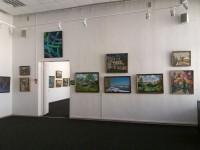 Открытие Весенней областной выставки ЯО СХР