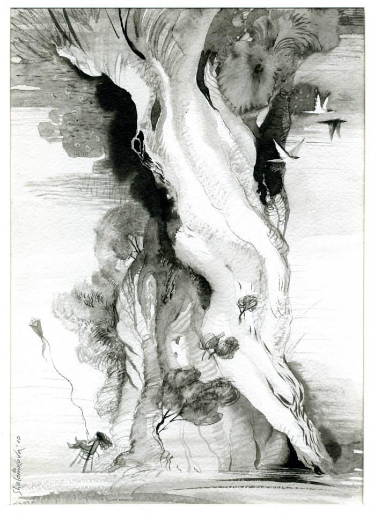 Д.В. Шеломкова. Когда деревья были большими - 2