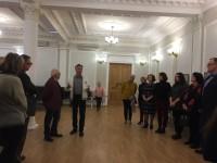 Выставка Валерия Теплова в Ярославской филармонии