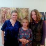 В Угличе открылась выставка «Красоты земной объятия»
