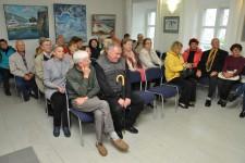 Выставка ярославских художников в угличском Доме Дружбы