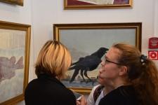 Выставка живописи Александра Ульянова (1959-2019)