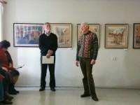 В Угличе в Доме дружбы открылась выставка графики