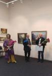 Выставка живописи Фёдора Вдовина и его семьи