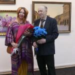 Открылась выставка живописи Фёдора Вдовина и его семьи