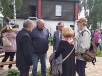 В Вятском открылась художественная галерея