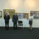 85-летие народного художника РФ Владимира Ульянова