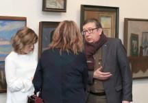 Открылась групповая выставка «Мир живописи. Московские художники – регионам»