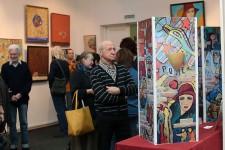 Открытие мемориальной выставки Василия Якупова (1964 – 2015)