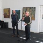 Юбилейная выставка Андрея Жевакина