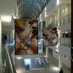 Выставка «Арт-объект - театр» в КЗЦ «Миллениум»