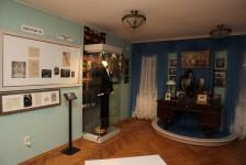 Экспозиция в мемориальном доме-музее Л.В. Собинова. 2015